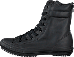 Converse - All Star X-Hi Rise Boot Black/Black/Black