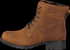 Clarks - Orinoco Spice Brown WLined Lea