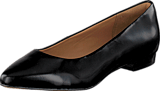 Clarks - Corabeth Abby Black Leather