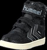 Hummel - Hummel Super Hi Jr Sparkle Black