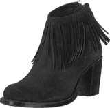 PrimeBoots - Leonie Low Black Brass