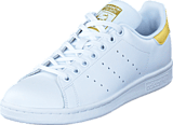 adidas Originals - Stan Smith J Ftwr White/Ftwr White/Gold Met