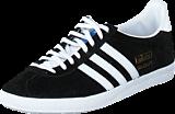 adidas Originals - Gazelle OG Black/White/Metallic Gold