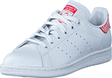 adidas Originals - Stan Smith W White/Collegiate Red