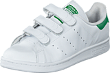 adidas Originals - Stan Smith Cf Ftwr White/Ftwr White/Green