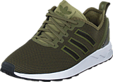 adidas Originals - Zx Flux Racer Olive Cargo/Core Black