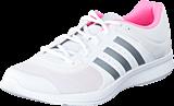 adidas Sport Performance - Essential Fun 2 Ftwr White/Silver/Night Met