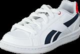 Reebok Classic - Reebok Royal Prime White/Navy/Motor Red