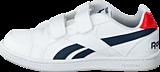 Reebok - Reebok Royal Prime  Alt White/Navy/Motor Red
