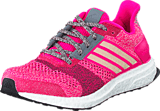 adidas Sport Performance - Ultra Boost St  W Shock Pink/Mineral Red