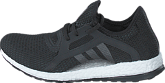 adidas Sport Performance - Pureboost X Core Black/Dgh Solid Grey