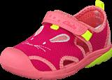 Clarks - Beach Molly Fst Pink Combi