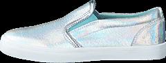 Clarks - Brill junx Jnr Silver