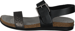 Rockport - Total Motion Romilly Black Smooth