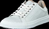 Le Coq Sportif - Ariane Low Bright White New