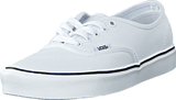Vans - Authentic Lite + (Canvas) True White