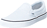 Vans - Slip-On Lite + (Canvas) True White
