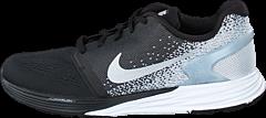 Nike - Nike Lunarglide 7 (Gs) Blck/Mtllc Slvr-Wlf Gry-Cl Gry