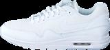Nike - W Air Max 1 Ultra Essentials White/White-Pure Platinum