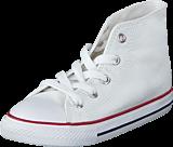 Converse - All Star Canvas-Hi Optical White