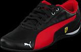 Puma - Drift Cat 5 SF NM 2 Black-Rosso Corsa