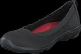 Crocs - Busy Day Stretch Flat Black/Black