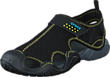 Crocs - Swiftwater Sandal M Black/Charcoal