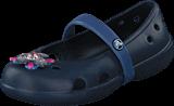Crocs - Keeley Springtime Flat PS Navy Bijou Blue