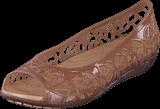 Crocs - Crocs Isabella Jelly Flat W Bronze