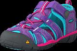 Keen - Seacamp Ii Cnx-Tots Purple Heart/Very Berry