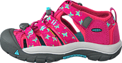 Keen - Newport H2-Kids Very Berry Butterfly