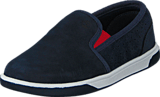 Timberland - Groveton Slip On Navy Naturebuck
