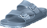 Birkenstock - Arizona Slim EVA Silver Metallic