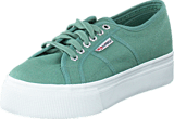 Superga - 2790ACOTW Linea Up and Down Green Malachite