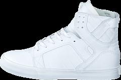 Supra - Skytop Classic White/White-Red