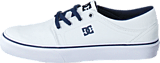 DC Shoes - Dc Kids Trase Tx Shoe White/Navy