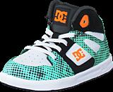 DC Shoes - Dc Tod Rebound Se Ul Shoe Black/White/Blue