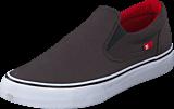 DC Shoes - Dc Trase Slip-On Tx Shoe Grey/Black/Red