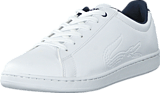 Lacoste - Carnaby Evo 116 1 JR Wht/Nvy