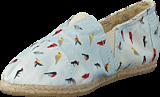 Paez - Raw Multicolor (Birds)