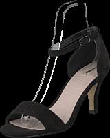 Bianco - Low Basic Sandal Black
