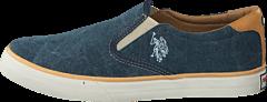 U.S. Polo Assn - Leroy 2 Canvas Dark Blue