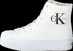 Calvin Klein Jeans - ZABRINA CANVAS WHT