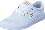 DC Shoes - Trase Tx White/Gum