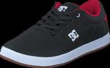 DC Shoes - Crisis Tx Black/Red/White