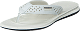 Ecco - Intrinsic Slipper White
