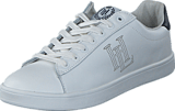 Henri Lloyd - Lace Trainer White/Navy