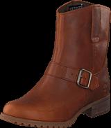 Timberland - Banfield Mid Boot Medium Brown Full-Grain