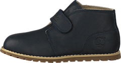 Timberland - Pokey Pine Dark Blue Full-Grain