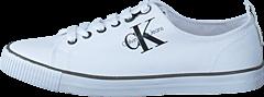 Calvin Klein Jeans - Dora Canvas White